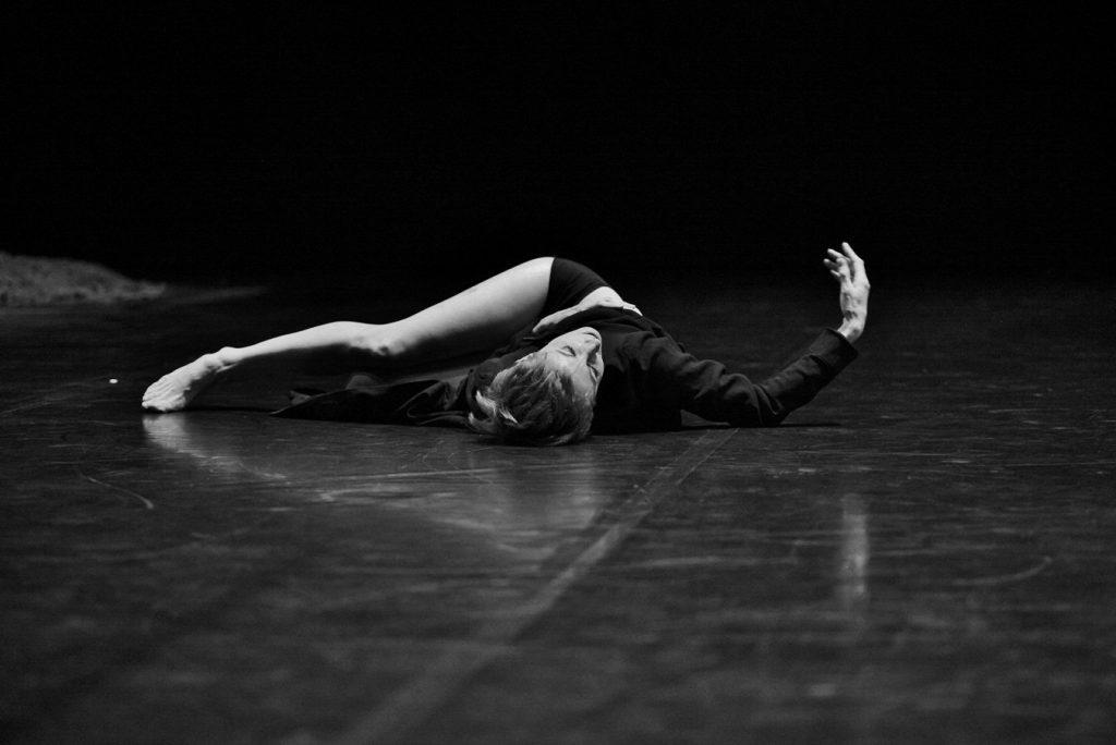 Pole contemporain avec Lorena du ballet Preljocaj