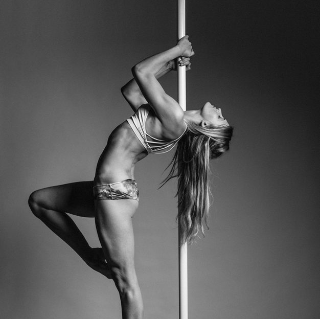 3 Fevrier stage pole dance avec Marie Moulin