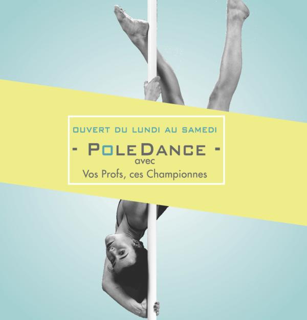 Rentrée 2018, les nouveautés de votre école de pole dance